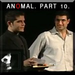 """Mentalist Ehud Segev performs his critically acclaimed show """"Anomal"""" Part 5"""