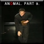 """Mentalist Ehud Segev performs his critically acclaimed show """"Anomal"""" Part 9"""
