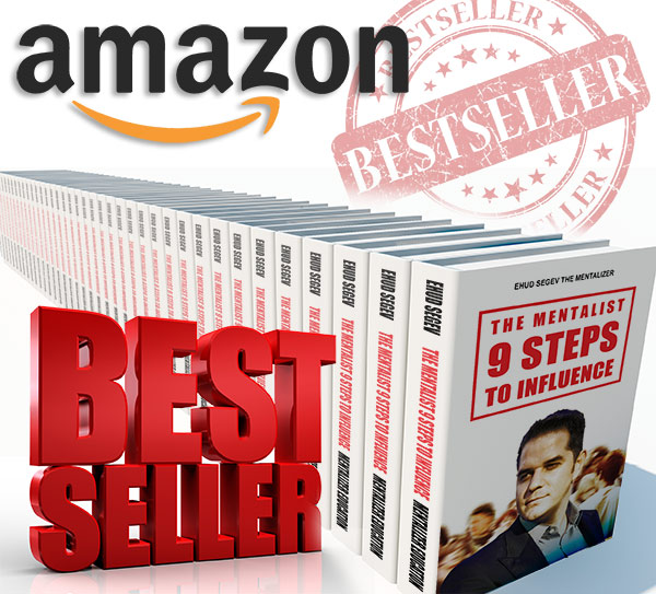 BESTSELLER! Segev's new book became an Amazon bestseller in less than 48 hours. Get your copy of the book now!