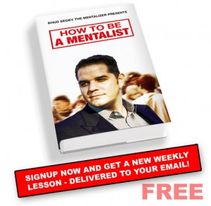 Learn Mentalist Secrets