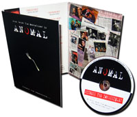 The Mentalist off-Broadway show ANOMAL (DVD)