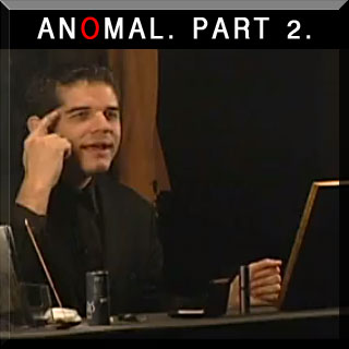 "The Mentalist off-Broadway show ""Anomal"" – Part 02"