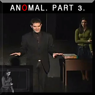 "The Mentalist off-Broadway show ""Anomal"" – Part 03"