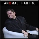"Mentalist Ehud Segev performs his critically acclaimed show ""Anomal"" Part 6"