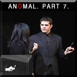 "Mentalist Ehud Segev performs his critically acclaimed show ""Anomal"" Part 7"