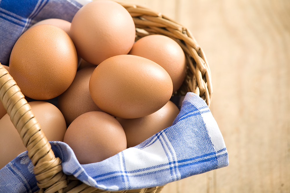 All the eggs in one basket? YES!