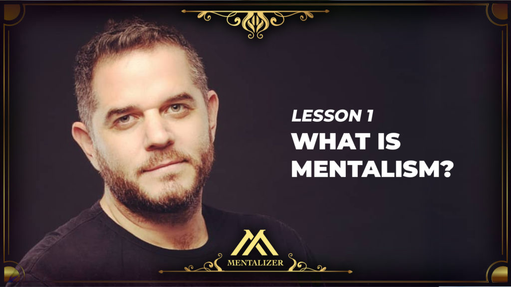 Subscribe to the program how to be a mentalist and mentalizer