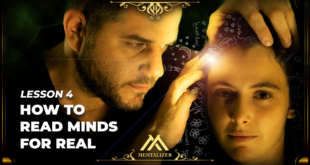 How to Read Minds for Real by Ehud Segev the Mentalizer